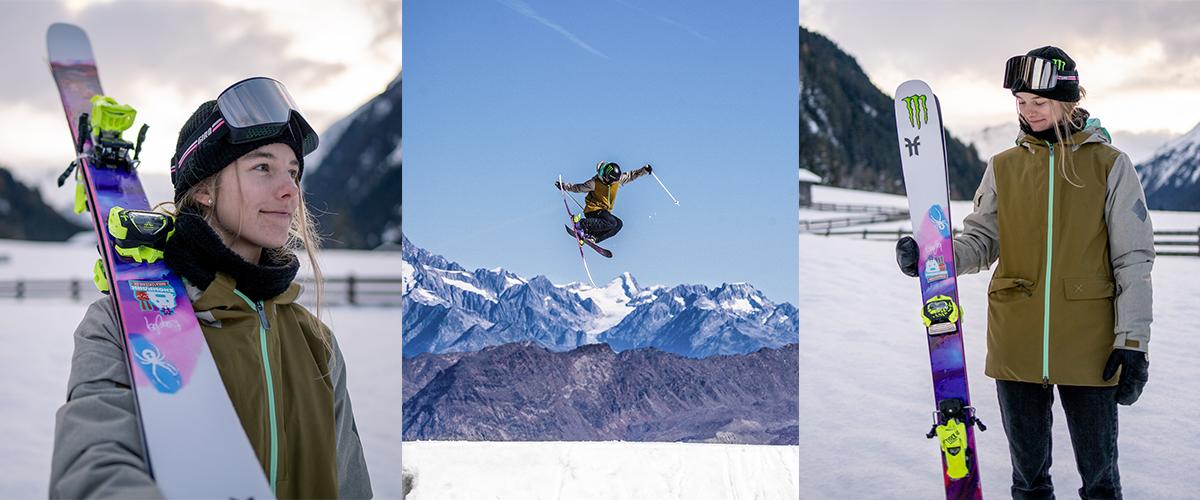 Giulia Tanno - Ski - Tyrolia