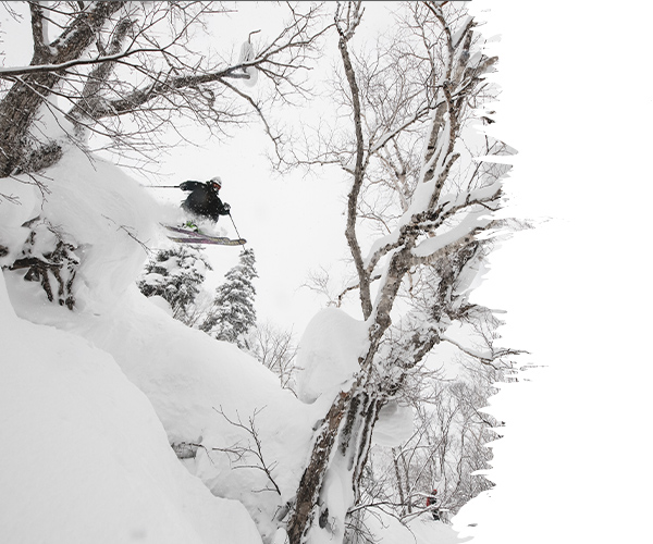 Image of Person Skiing